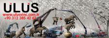Ulus Kiralık ve Satılık Vinç Hizmetleri Ankara-Crane Hire Turkey