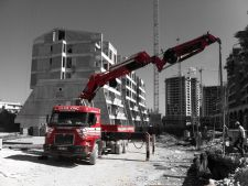 35- 40 tonluk çift kırma kiralık vinç
